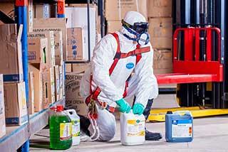 ubrania BHP - Bezpieczeństwo i higiena pracy